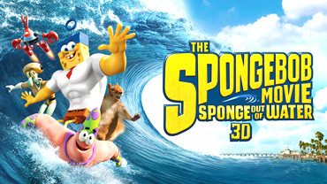 Sponge Out of Water
