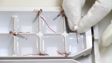 Ice Tray Battery